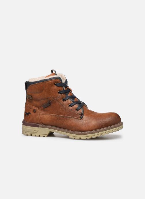 Boots en enkellaarsjes Mustang shoes 5051605 Bruin achterkant