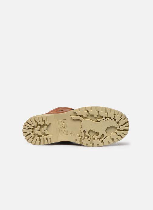 Bottines et boots Mustang shoes 5051605 Marron vue haut