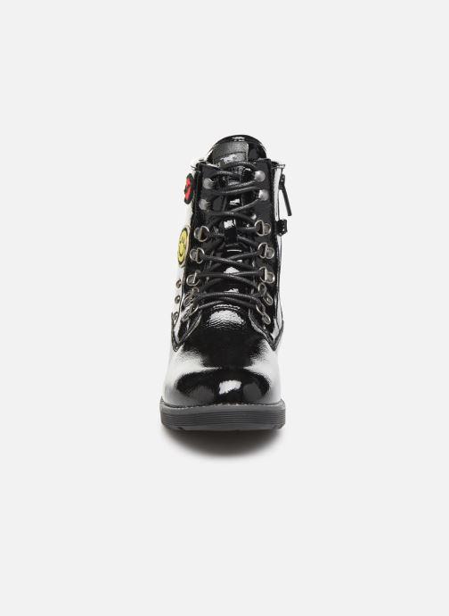 Bottines et boots Mustang shoes 5047606 Noir vue portées chaussures