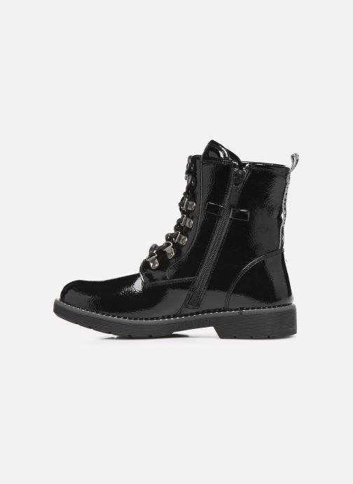 Boots en enkellaarsjes Mustang shoes 5047606 Zwart voorkant