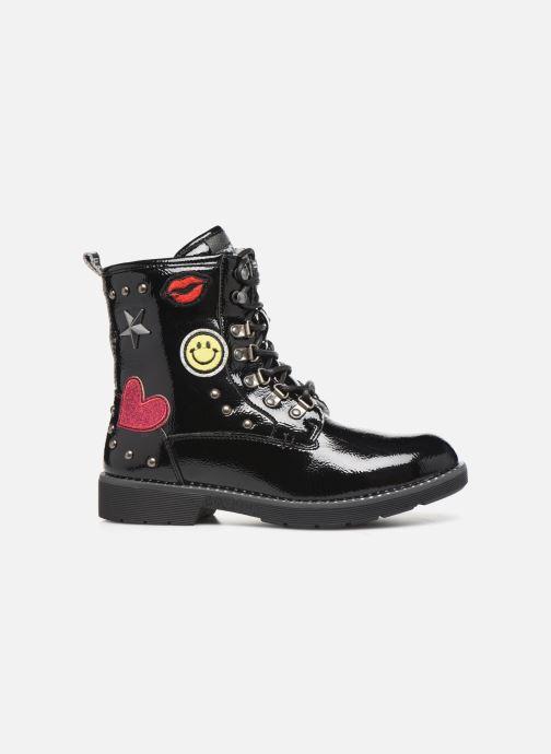 Boots en enkellaarsjes Mustang shoes 5047606 Zwart achterkant