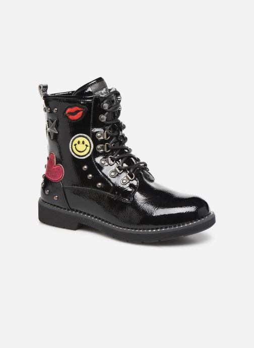 Boots en enkellaarsjes Mustang shoes 5047606 Zwart detail