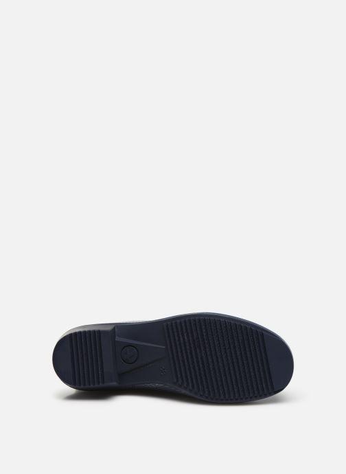 Rabatt Damen Schuhe Aigle Mis Jul Print blau Stiefel 410338555