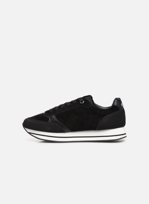 Sneakers MTNG OCEAN Zwart voorkant