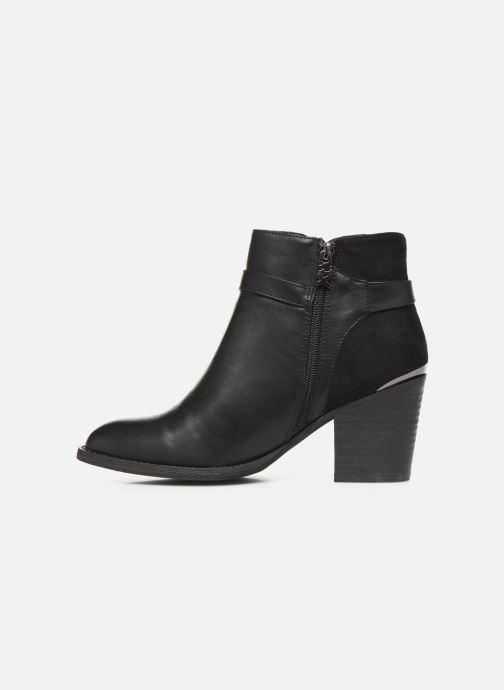 Stiefeletten & Boots Xti 48278 schwarz ansicht von vorne