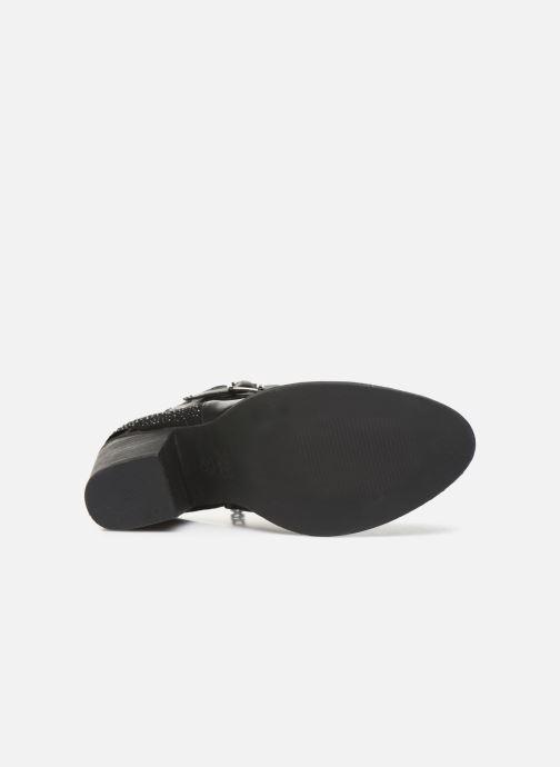 Stiefeletten & Boots Xti 48278 schwarz ansicht von oben