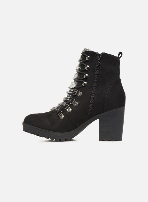 Ankle boots Xti 48454 Black front view
