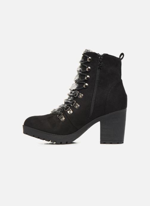 Bottines et boots Xti 48454 Noir vue face