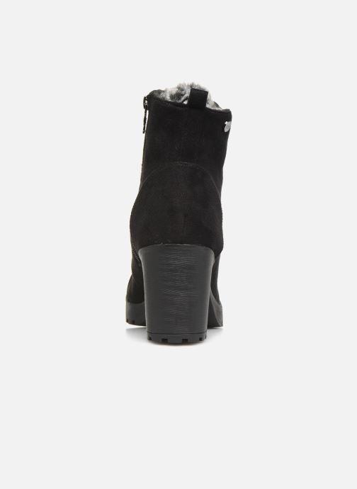 Bottines et boots Xti 48454 Noir vue droite