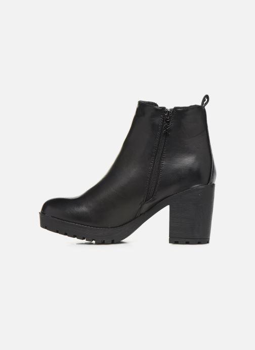 Stiefeletten & Boots Xti 48455 schwarz ansicht von vorne