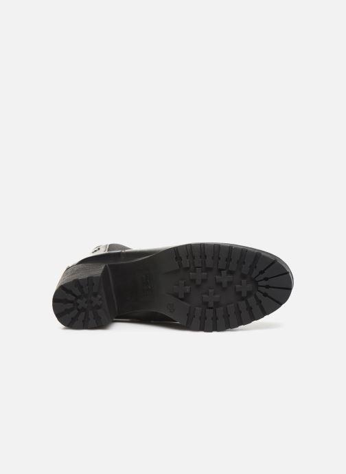 Stiefeletten & Boots Xti 48455 schwarz ansicht von oben