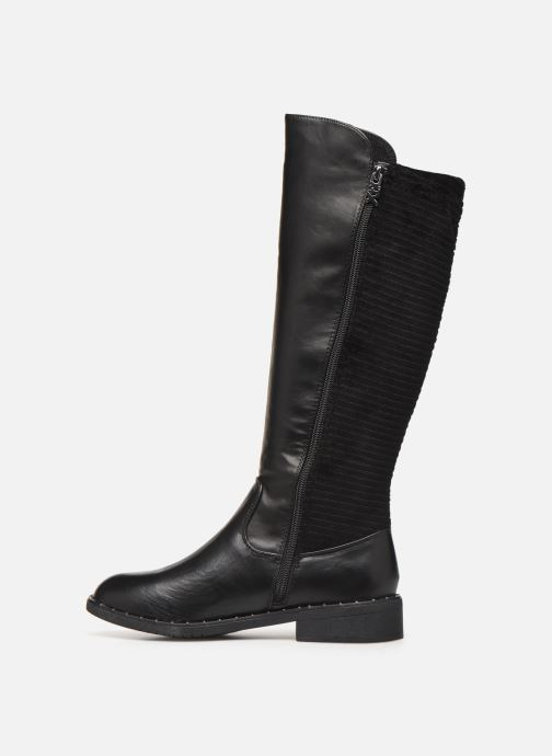 Stiefel Xti 48481 schwarz ansicht von vorne