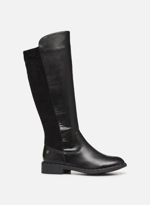 Stiefel Xti 48481 schwarz ansicht von hinten