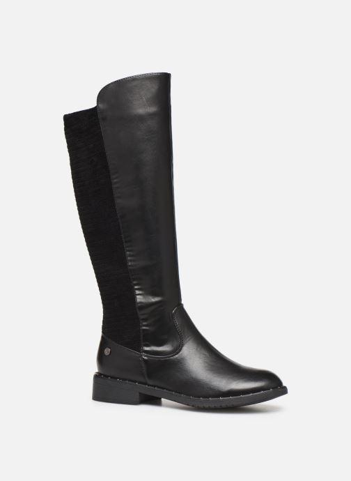 Stiefel Xti 48481 schwarz detaillierte ansicht/modell