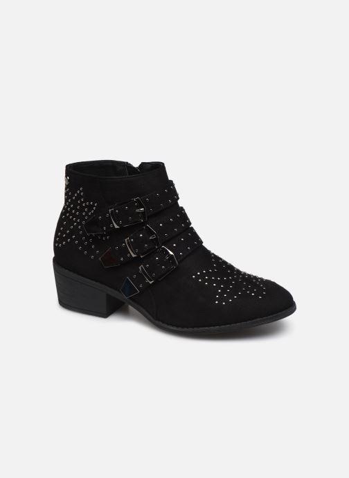 Rabatt Damen Schuhe Xti 48560 schwarz Stiefeletten & Boots 404440555