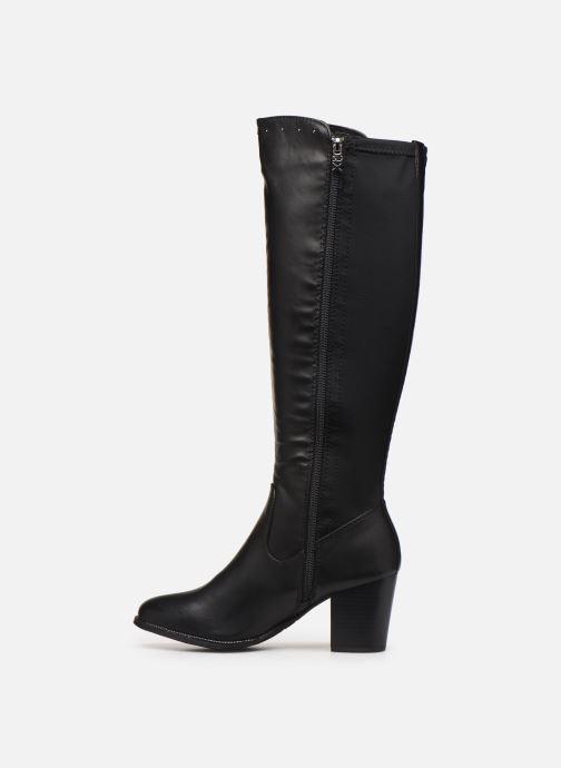 Stiefel Xti 48599 schwarz ansicht von vorne