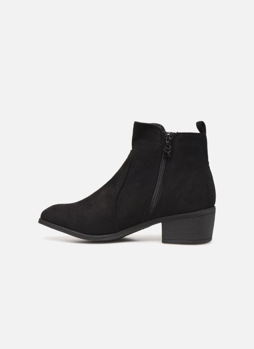 Bottines et boots Xti 48606 Noir vue face
