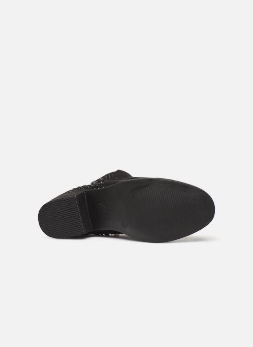 Bottines et boots Xti 48606 Noir vue haut
