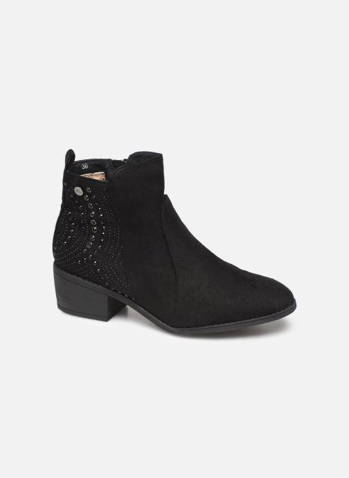 Bottines et boots Xti 48606 Noir vue détail/paire