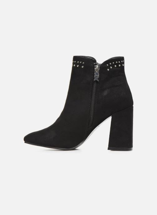 Bottines et boots Xti 30910 Noir vue face