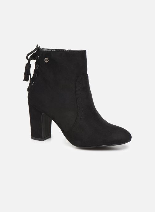 Ankle boots Xti 30945 Black detailed view/ Pair view