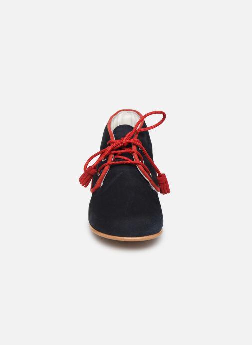 Ankelstøvler Cendry Leo Blå se skoene på