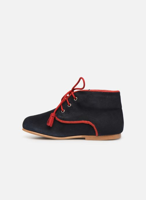Ankle boots Cendry Leo Blue front view
