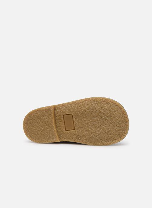 Chaussures à scratch Cendry Joseph Gris vue haut