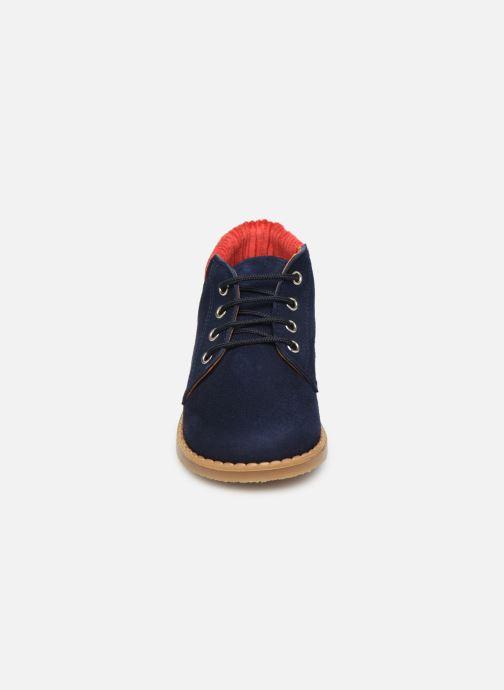 Stiefeletten & Boots Cendry Gabriel blau schuhe getragen