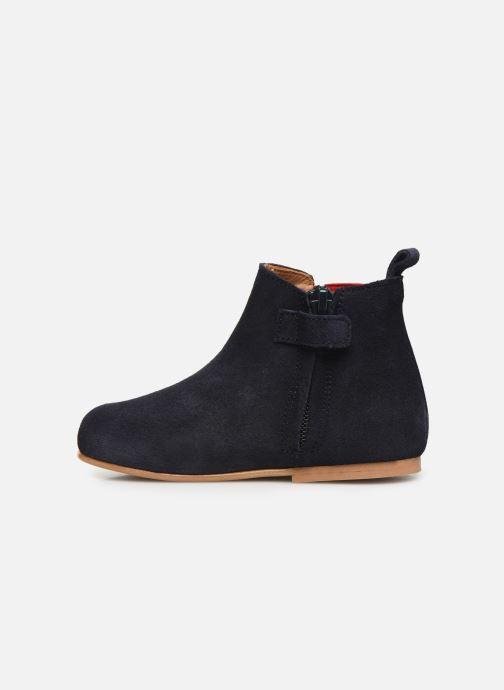 Stiefeletten & Boots Cendry Axel blau ansicht von vorne