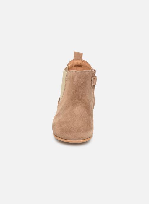 Boots en enkellaarsjes Cendry Axel Bruin model