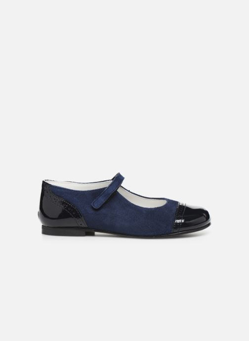 Ballet pumps Cendry Clemence Blue back view