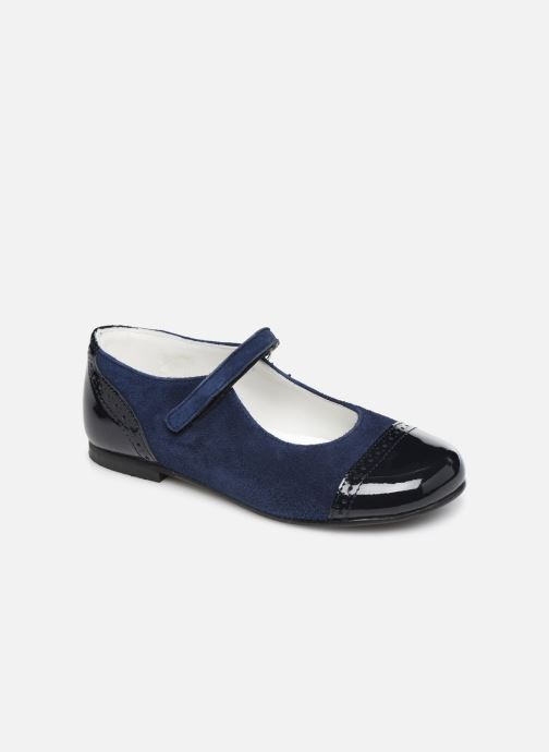Ballet pumps Cendry Clemence Blue detailed view/ Pair view