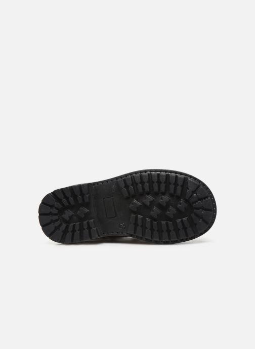Zapatos con cordones Cendry Anatole Marrón vista de arriba