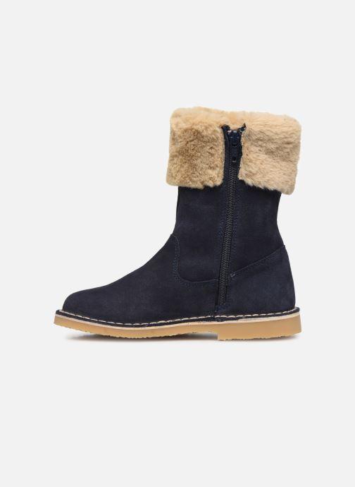Støvler & gummistøvler Cendry Tiphaine Blå se forfra