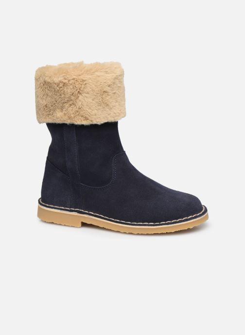Støvler & gummistøvler Cendry Tiphaine Blå detaljeret billede af skoene