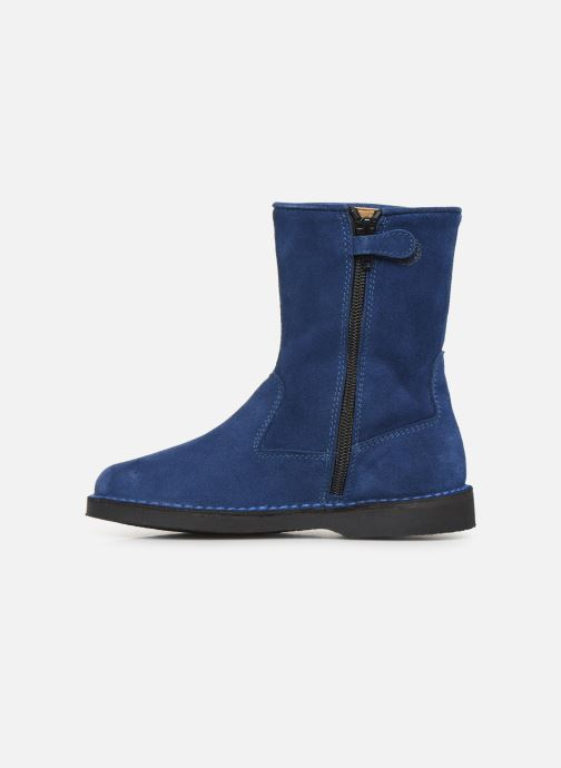 Boots & wellies Cendry Julie Blue front view