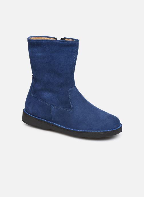 Støvler & gummistøvler Cendry Julie Blå detaljeret billede af skoene