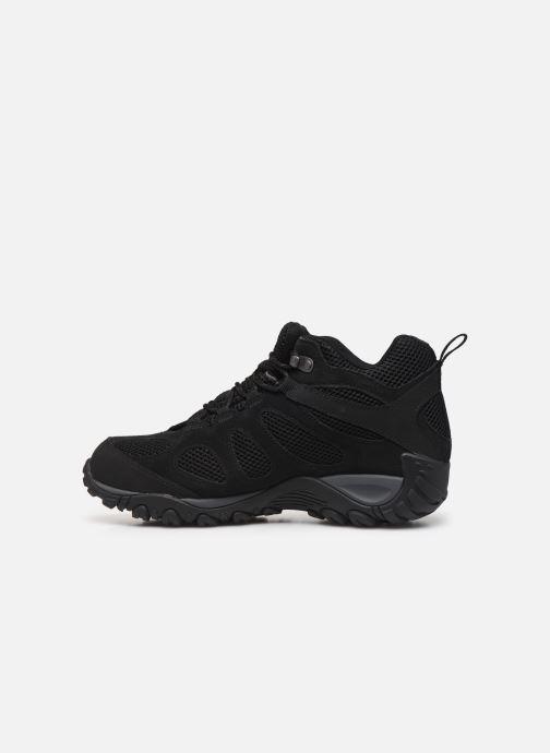 Chaussures de sport Merrell YOKOTA MID WP Noir vue face