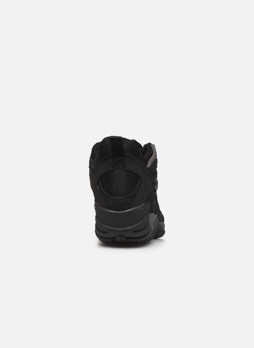 Sport shoes Merrell YOKOTA MID WP Black view from the right