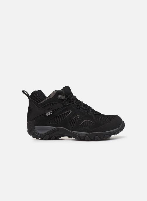 Chaussures de sport Merrell YOKOTA MID WP Noir vue derrière