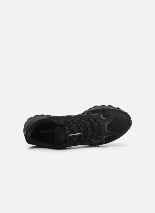 Zapatillas de deporte Merrell FIERY GTX Negro vista lateral izquierda