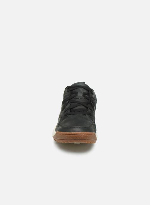 Sportschuhe Merrell INDEWAY LTR schwarz schuhe getragen