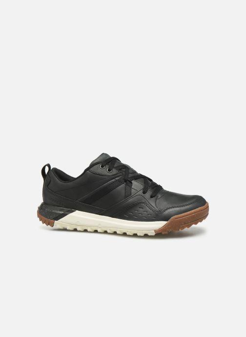 Sport shoes Merrell INDEWAY LTR Black back view