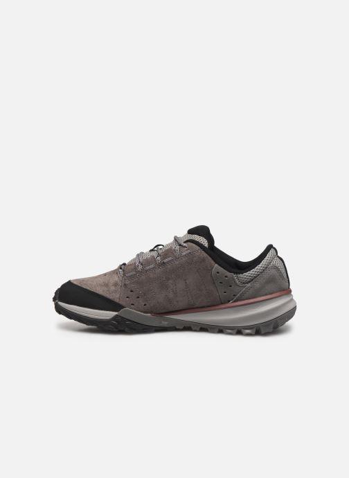 Chaussures de sport Merrell HAVOC LTR Gris vue face