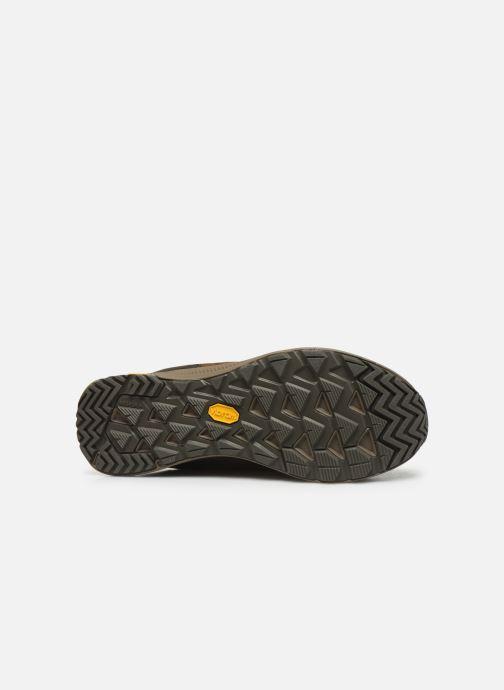 Chaussures de sport Merrell ONTARIO 85 MID WP Marron vue haut