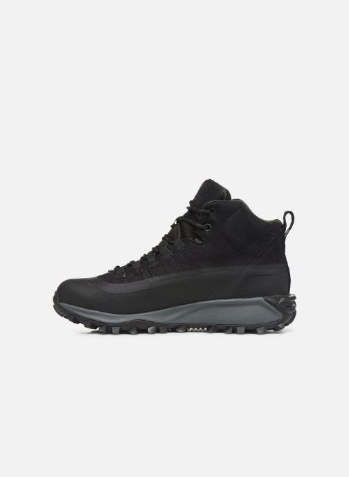 Chaussures de sport Merrell THERMO SNOWDRIFT MID SHELL WP Noir vue face