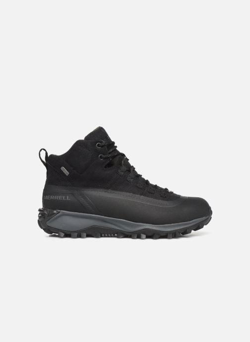 Chaussures de sport Merrell THERMO SNOWDRIFT MID SHELL WP Noir vue derrière