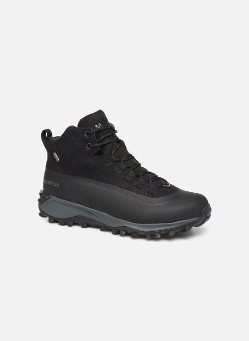 Zapatillas de deporte Merrell THERMO SNOWDRIFT MID SHELL WP Negro vista de detalle / par