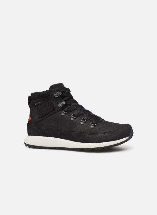 Chaussures de sport Merrell ASHFORD CLASSIC CHUKKA LTR Noir vue derrière
